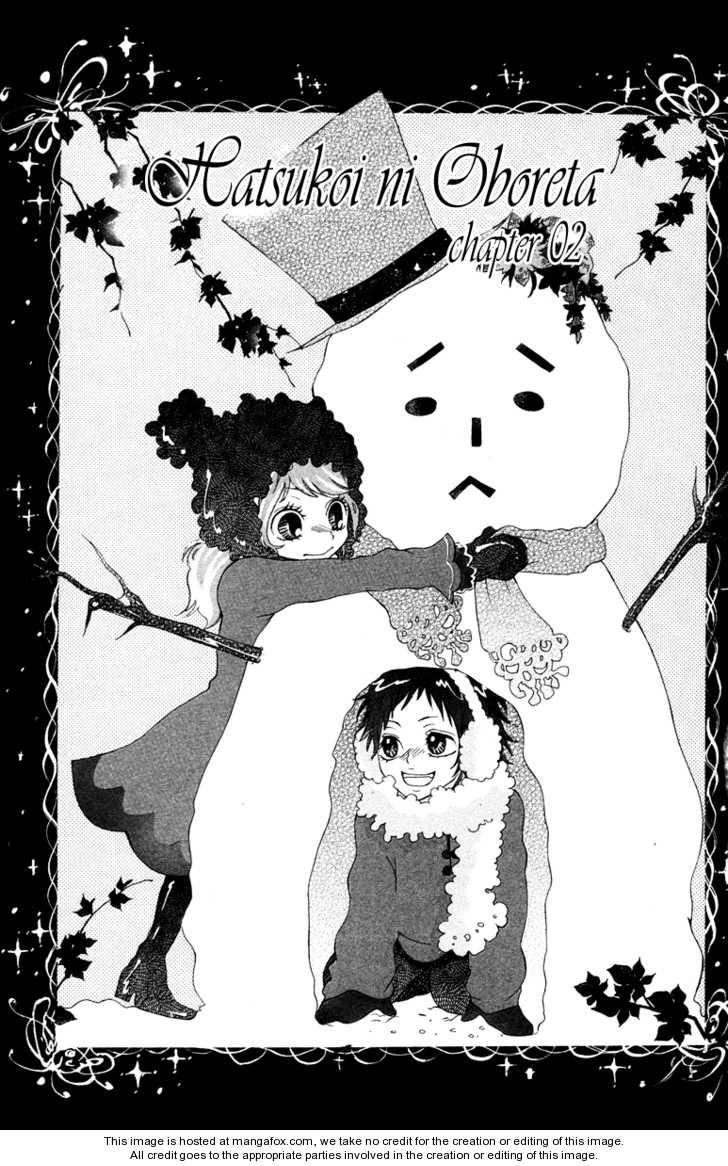 Hatsukoi ni Oboreta 2 Page 2