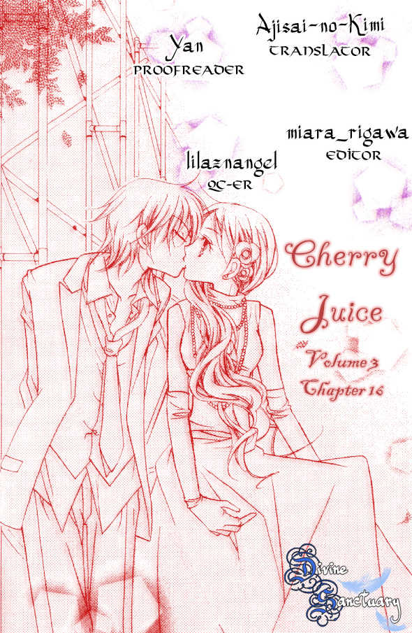 Cherry Juice 16 Page 1