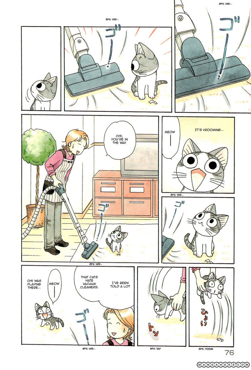Chii's Sweet Home 102 Page 2