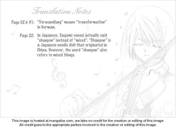 Naki Shoujo no Tame no Pavane 4 Page 1