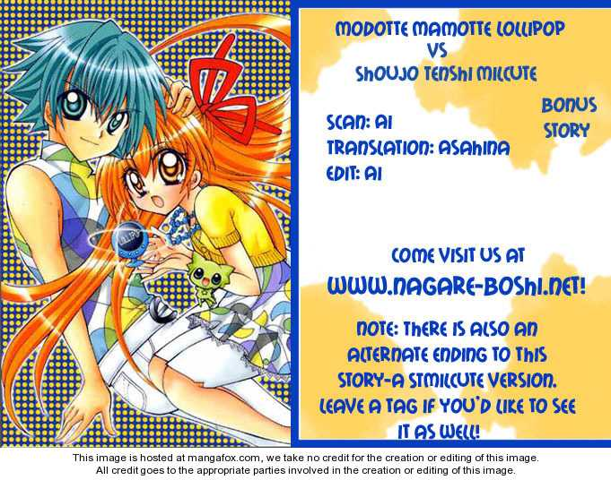Milcute vs. Lollipop 1 Page 1