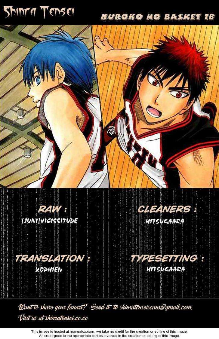 Kuroko no Basket 18 Page 1