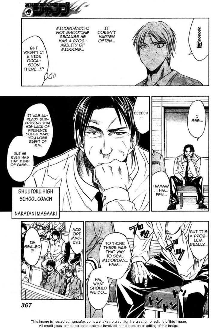Kuroko no Basket 27 Page 3