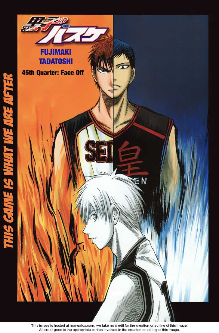 Kuroko no Basket 45 Page 2