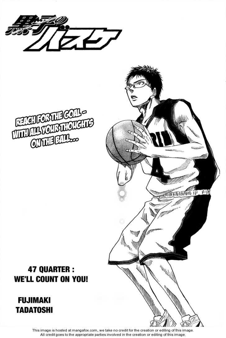 Kuroko no Basket 47 Page 2