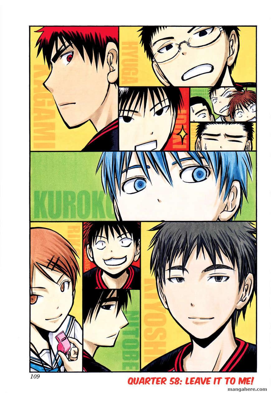 Kuroko no Basket 58 Page 2