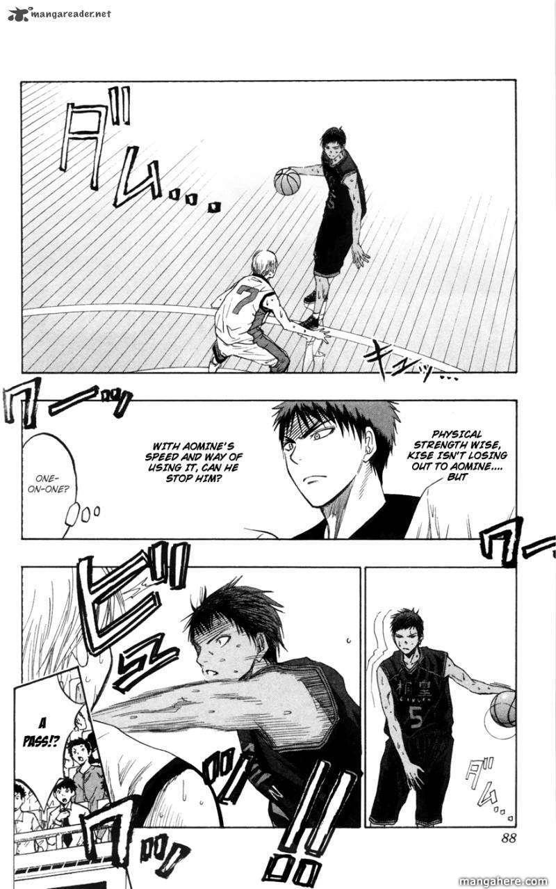 Kuroko no Basket 65 Page 2