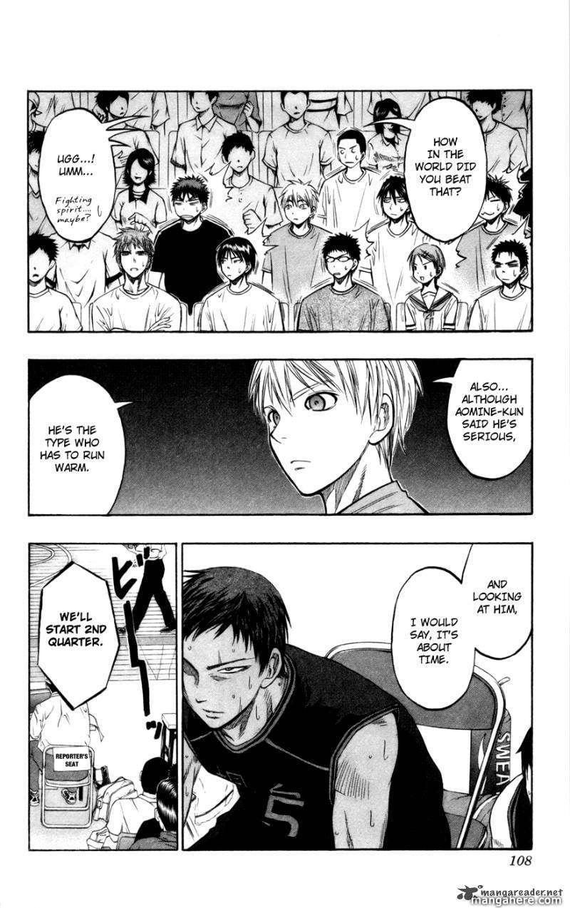 Kuroko no Basket 66 Page 2