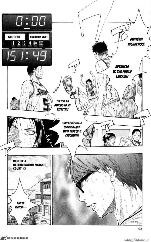 Kuroko no Basket 84 Page 2