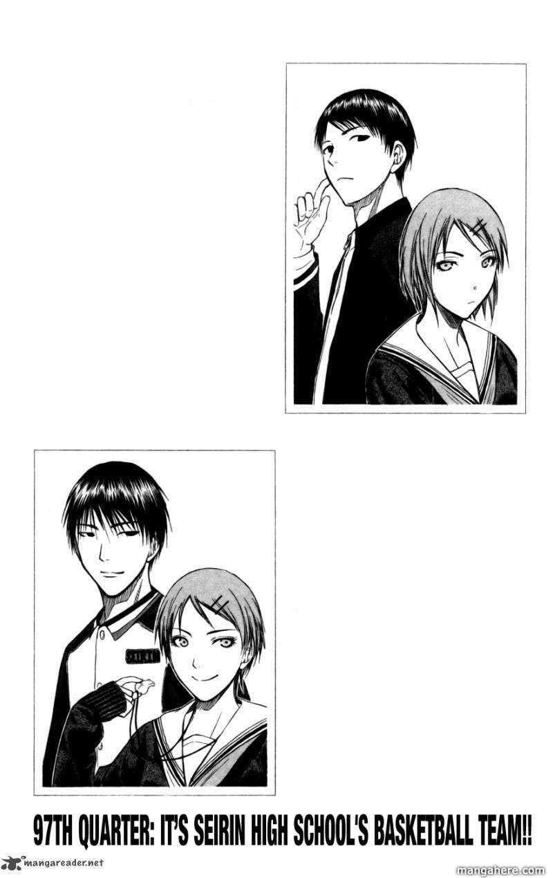 Kuroko no Basket 97 Page 1