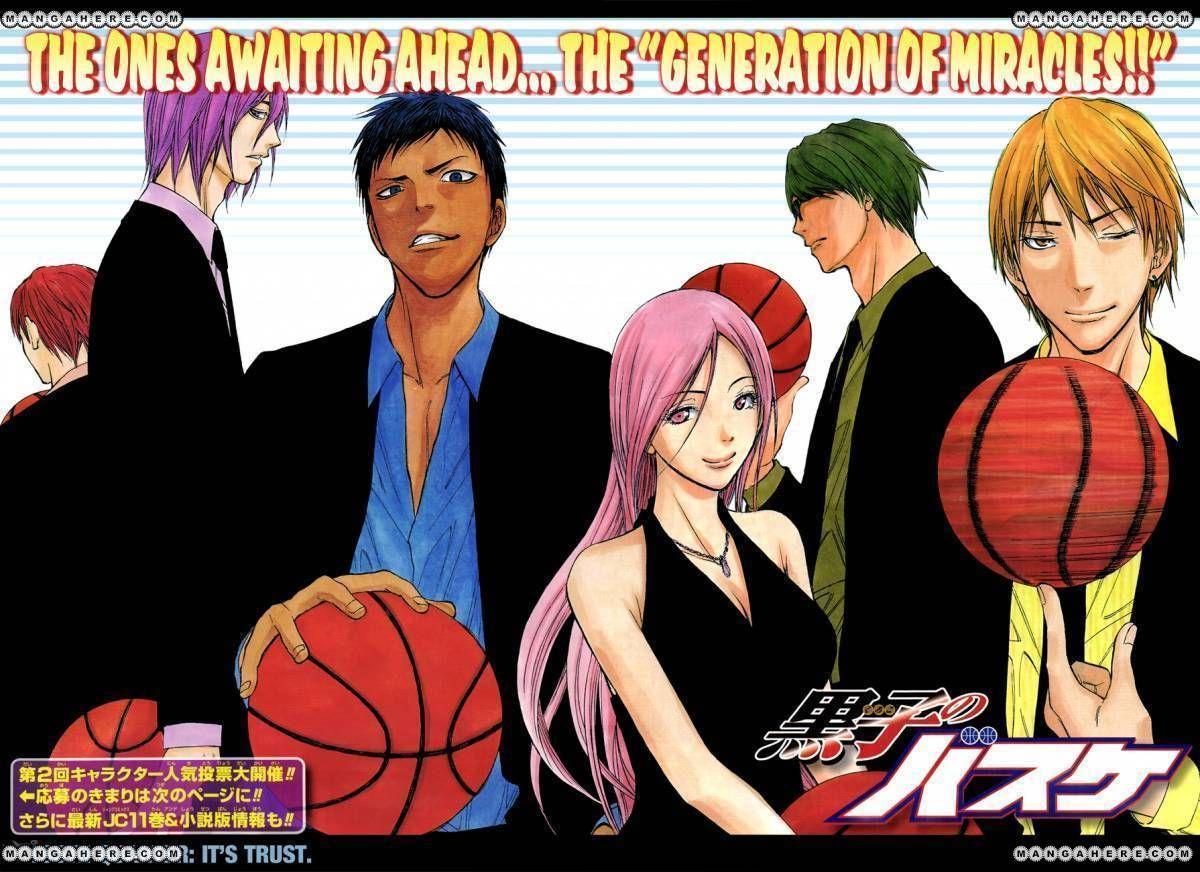 Kuroko no Basket 105 Page 2