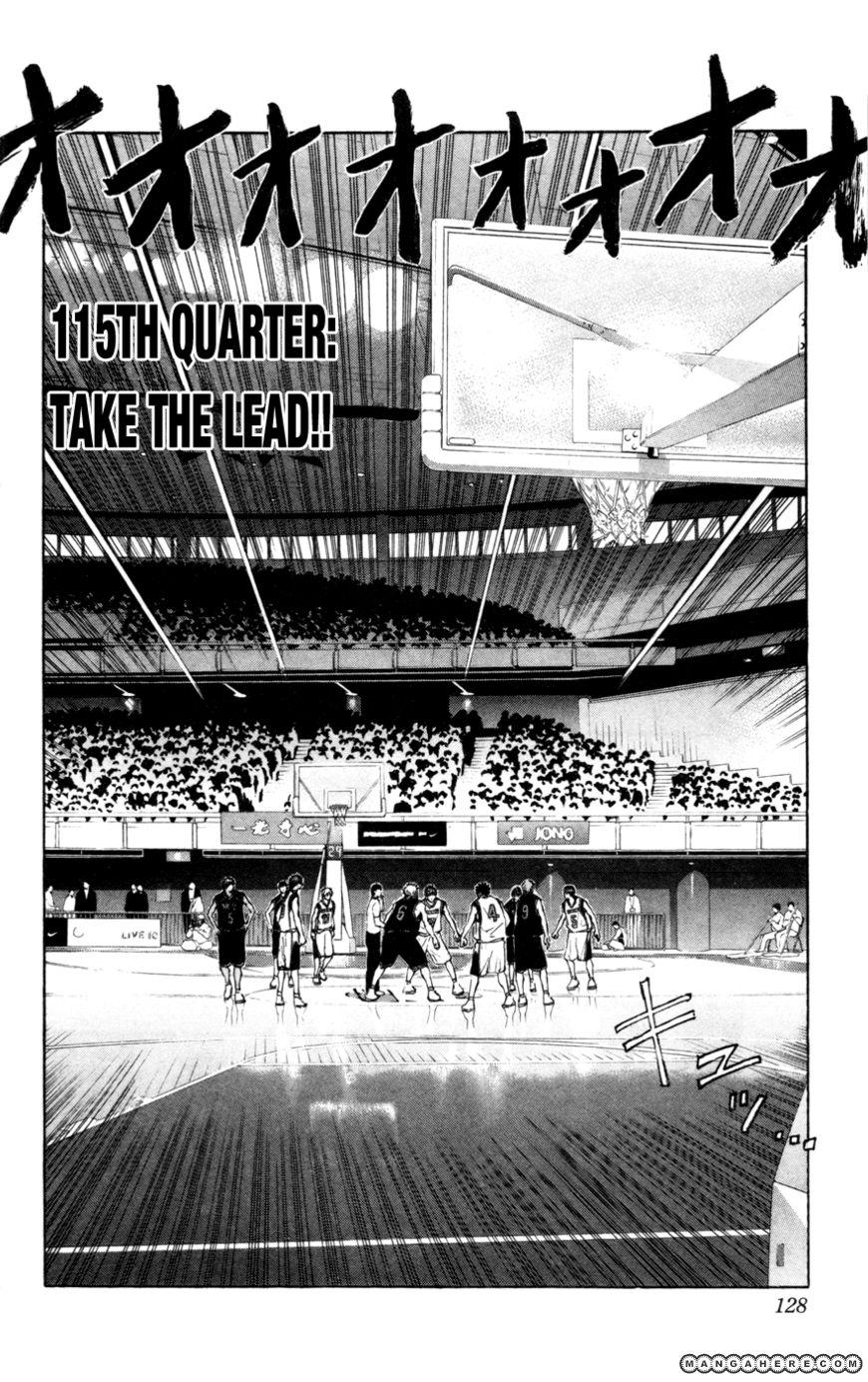 Kuroko no Basket 115 Page 2