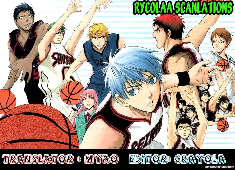 Kuroko no Basket 124 Page 1