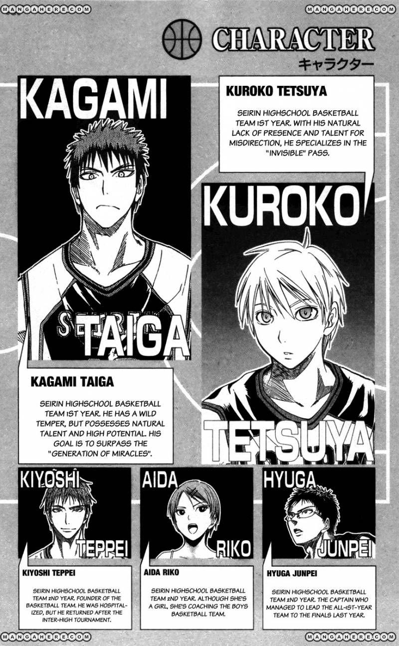 Kuroko no Basket 127 Page 2