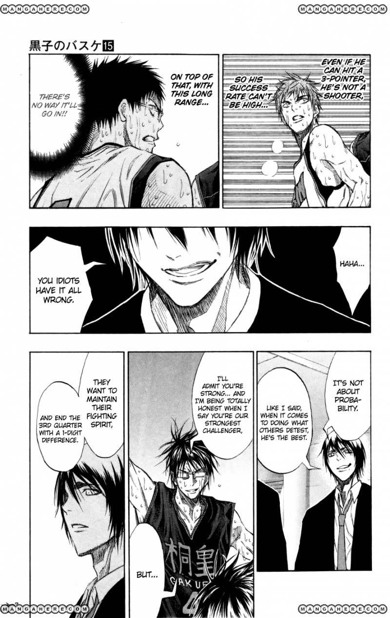 Kuroko no Basket 130 Page 2
