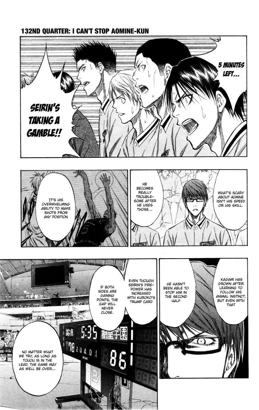 Kuroko no Basket 132 Page 2