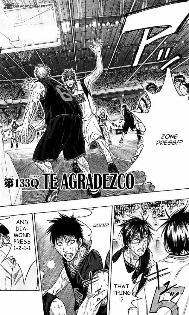 Kuroko no Basket 133 Page 1