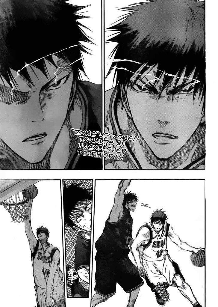 Kuroko no Basket 136 Page 1