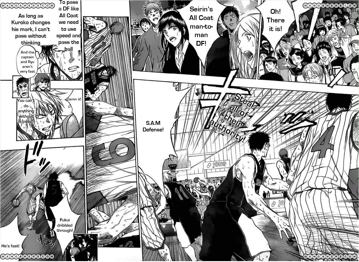 Kuroko no Basket 160 Page 2
