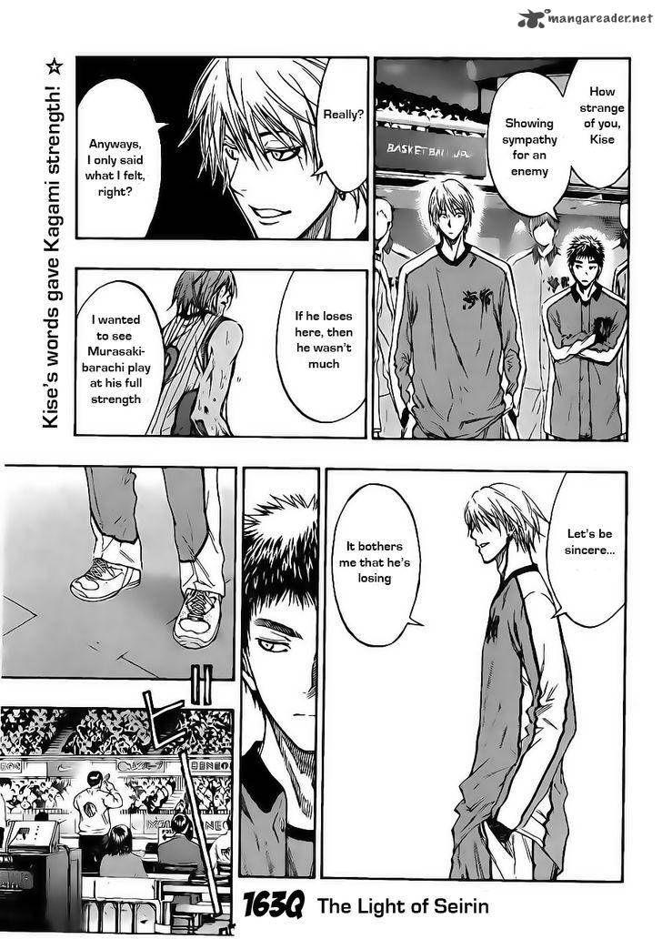 Kuroko no Basket 163 Page 1