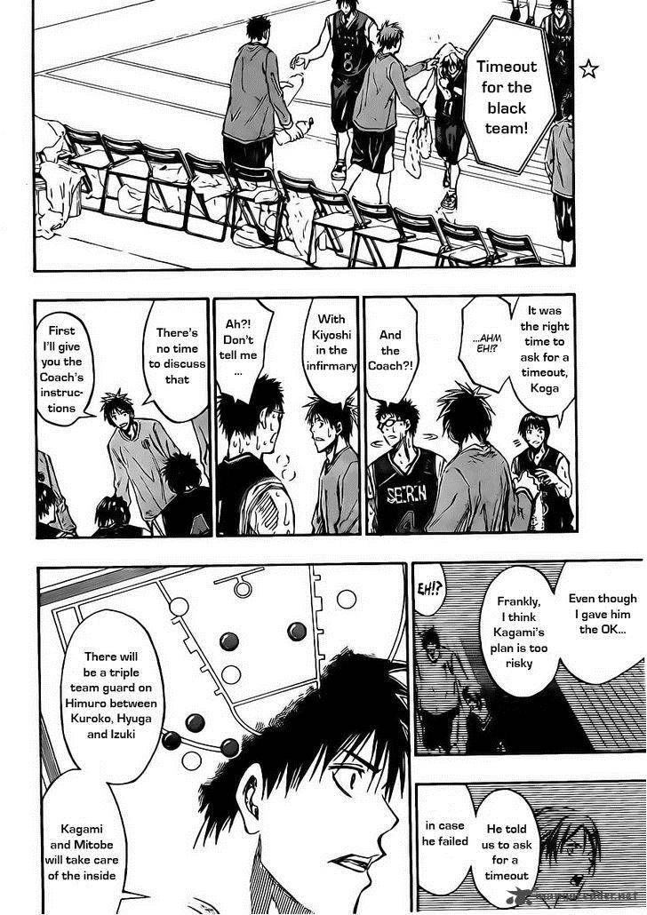 Kuroko no Basket 163 Page 2