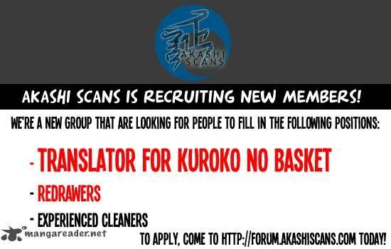 Kuroko no Basket 177 Page 3