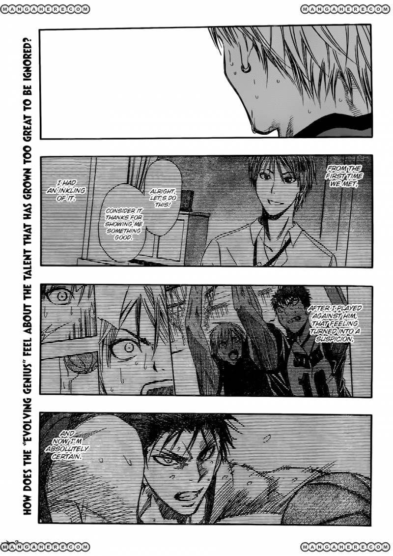 Kuroko no Basket 190 Page 1