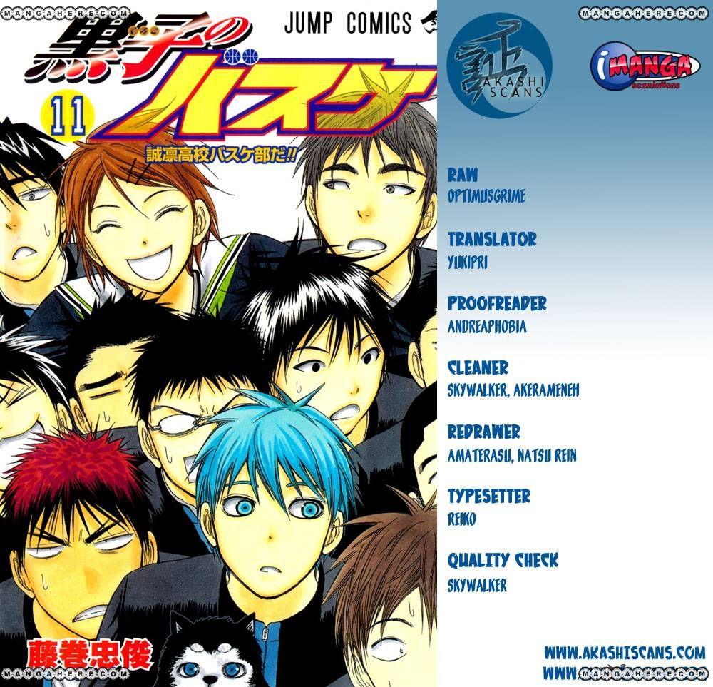 Kuroko no Basket 192 Page 2