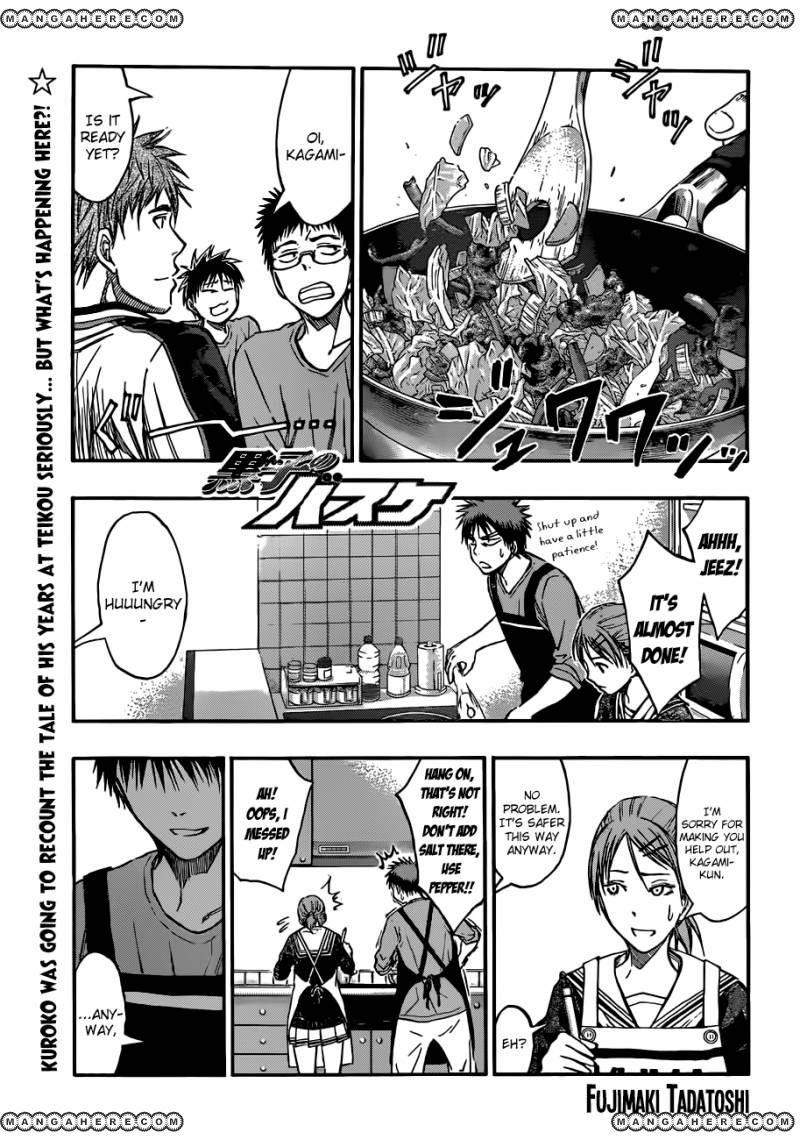 Kuroko no Basket 204 Page 1