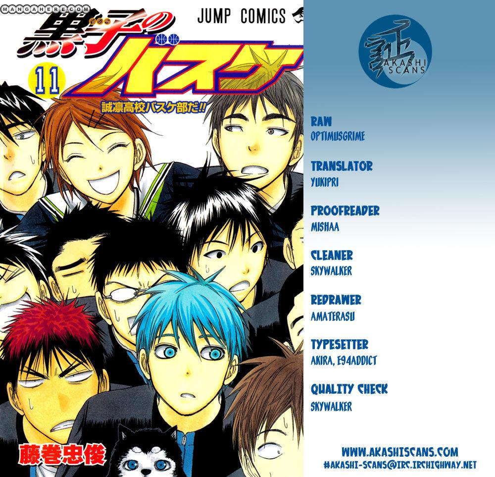 Kuroko no Basket 210 Page 2
