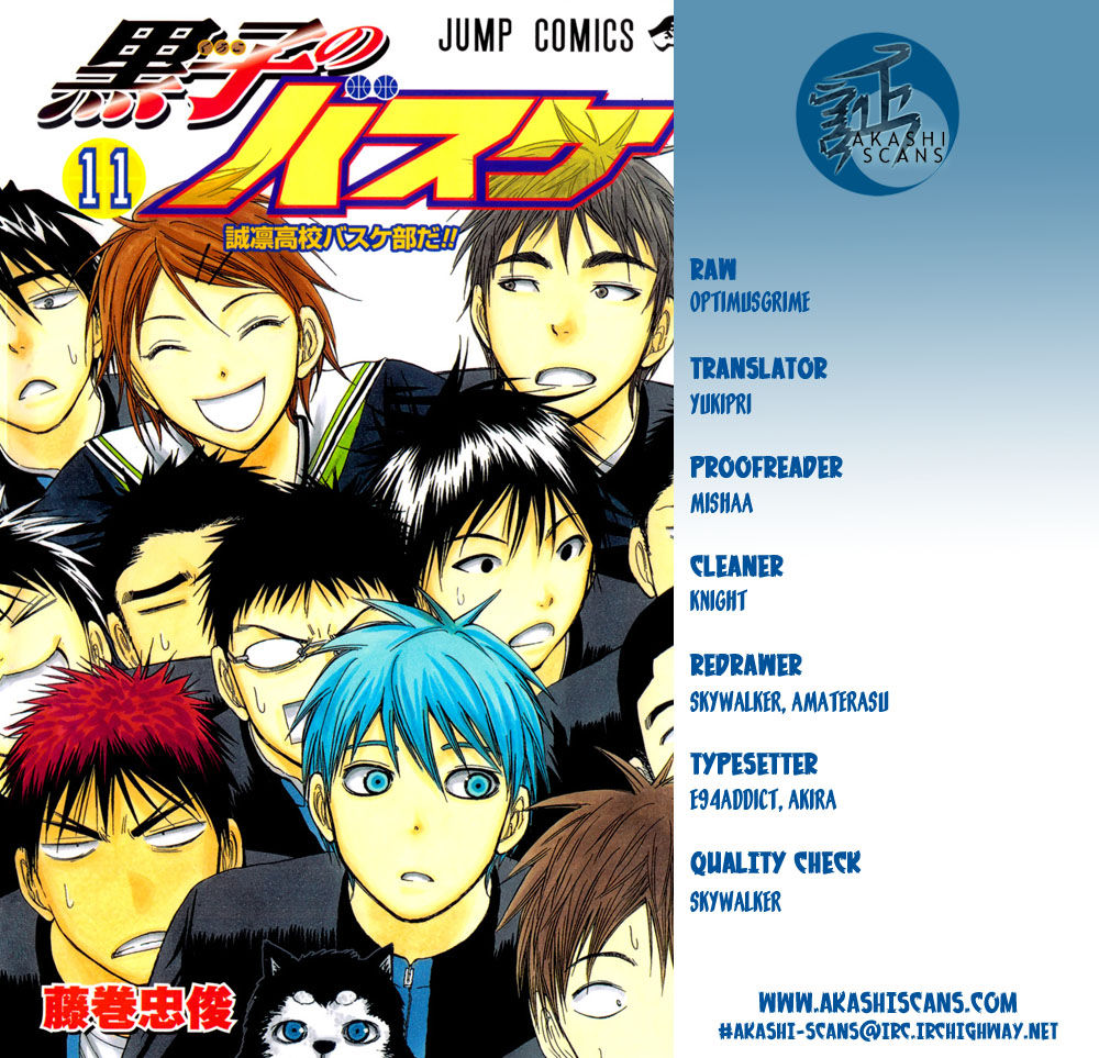 Kuroko no Basket 215 Page 2