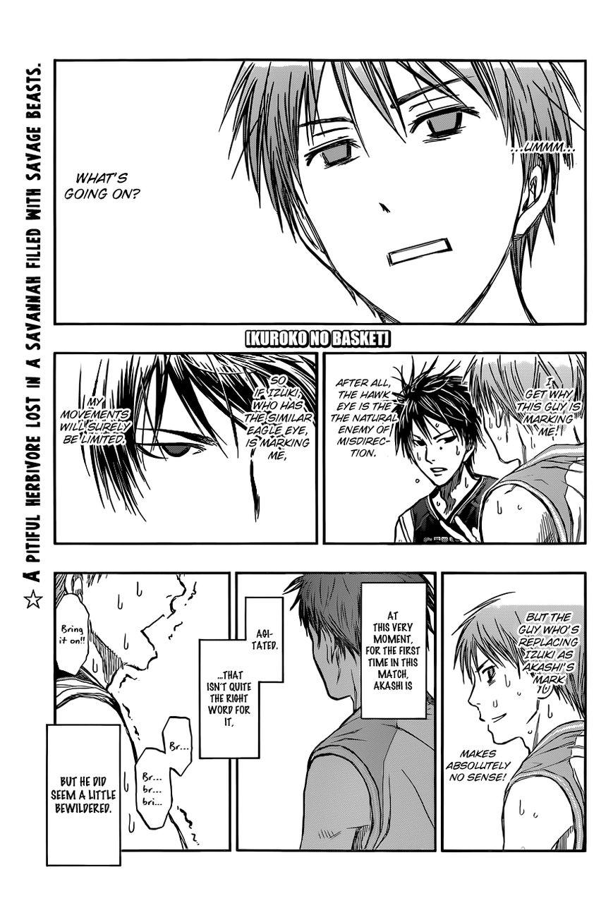 Kuroko no Basket 240 Page 1