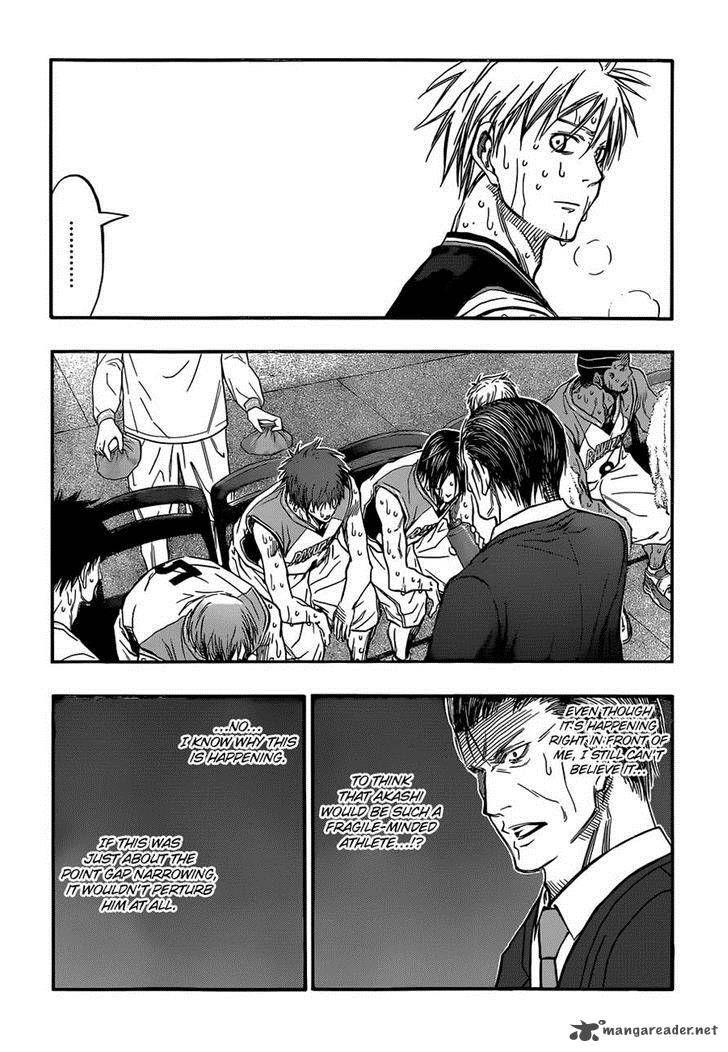 Kuroko no Basket 266 Page 2