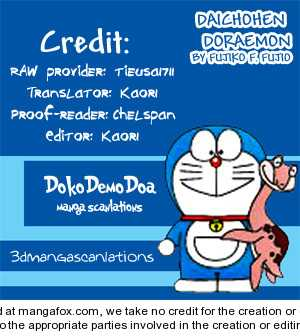 Doraemon Long Stories 5 Page 1