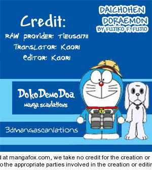 Doraemon Long Stories 1 Page 1