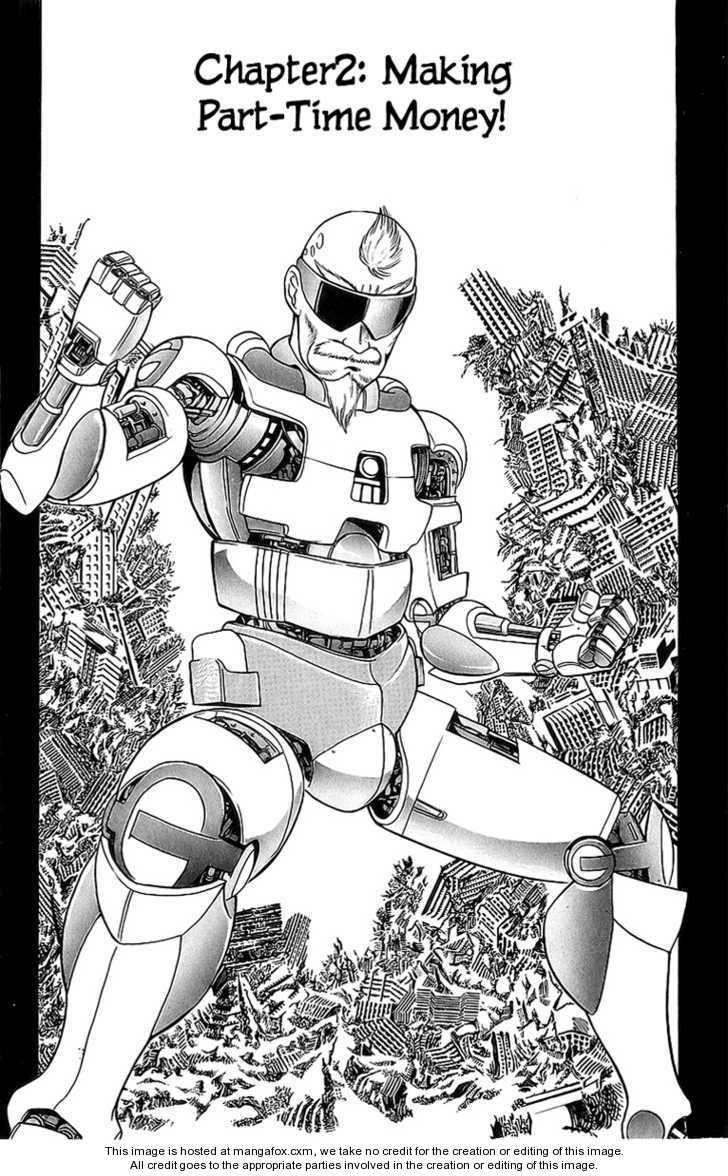 Cyborg Grandpa G 2 Page 2
