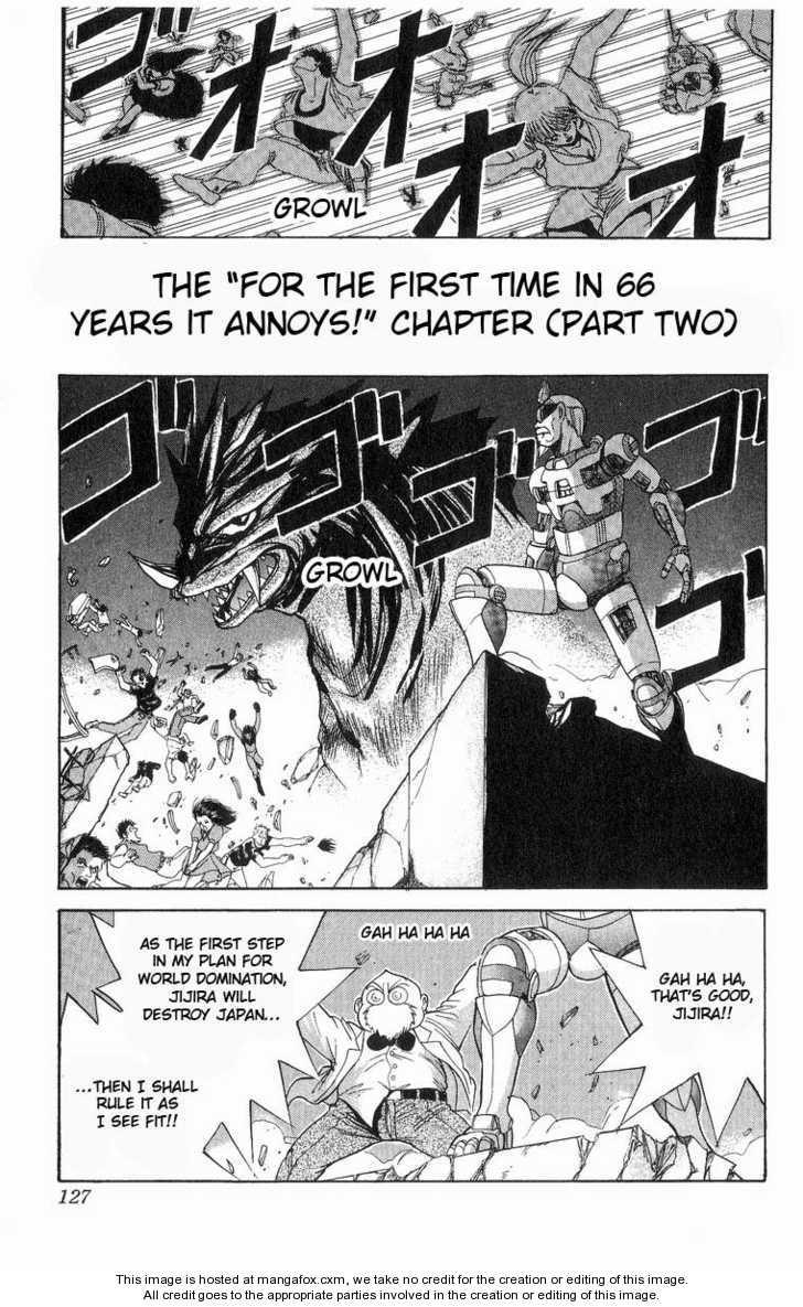 Cyborg Grandpa G 15 Page 1