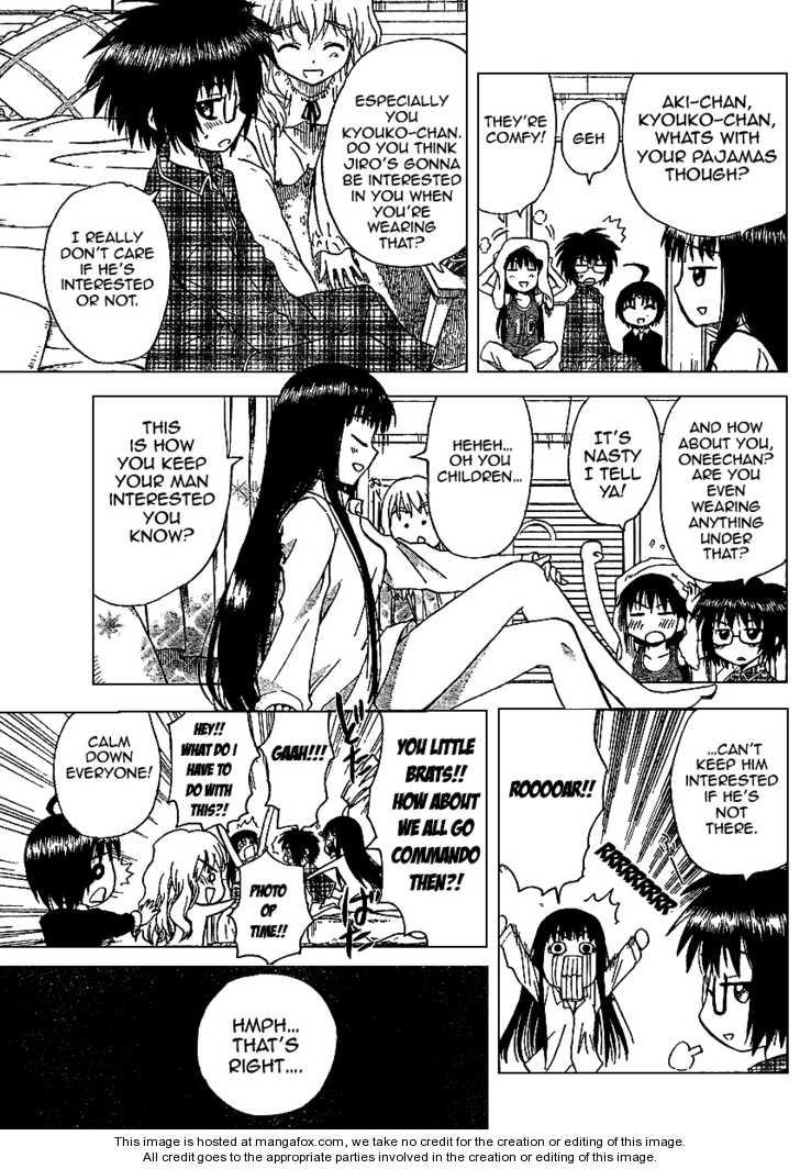 Hajimete no Aku 58 Page 3