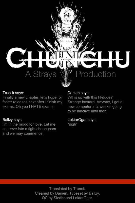 Chunchu 17 Page 1