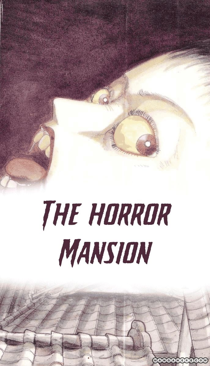 The Horror Mansion 1 Page 1