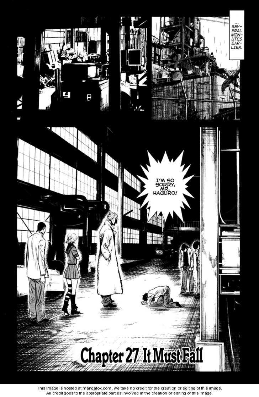 Wolf Guy - Ookami no Monshou 27 Page 2