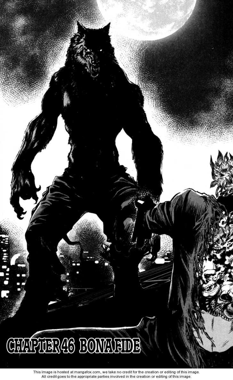 Wolf Guy - Ookami no Monshou 46 Page 3