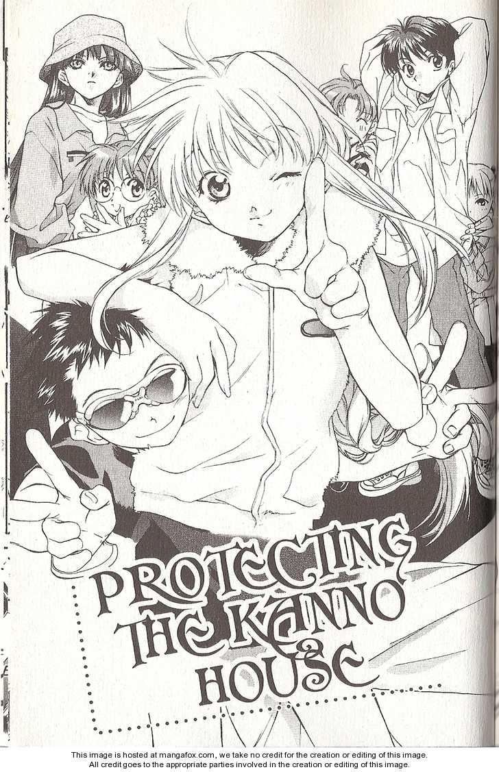 Protecting The Kanno House 1 Page 3