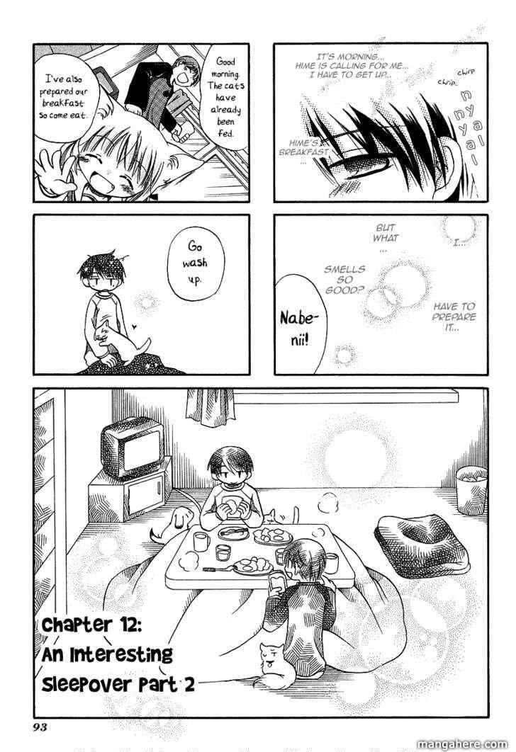Chokotto Hime 12 Page 1