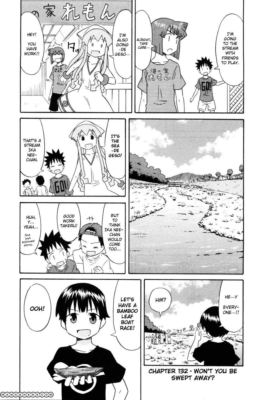 Shinryaku! Ika Musume 132 Page 1