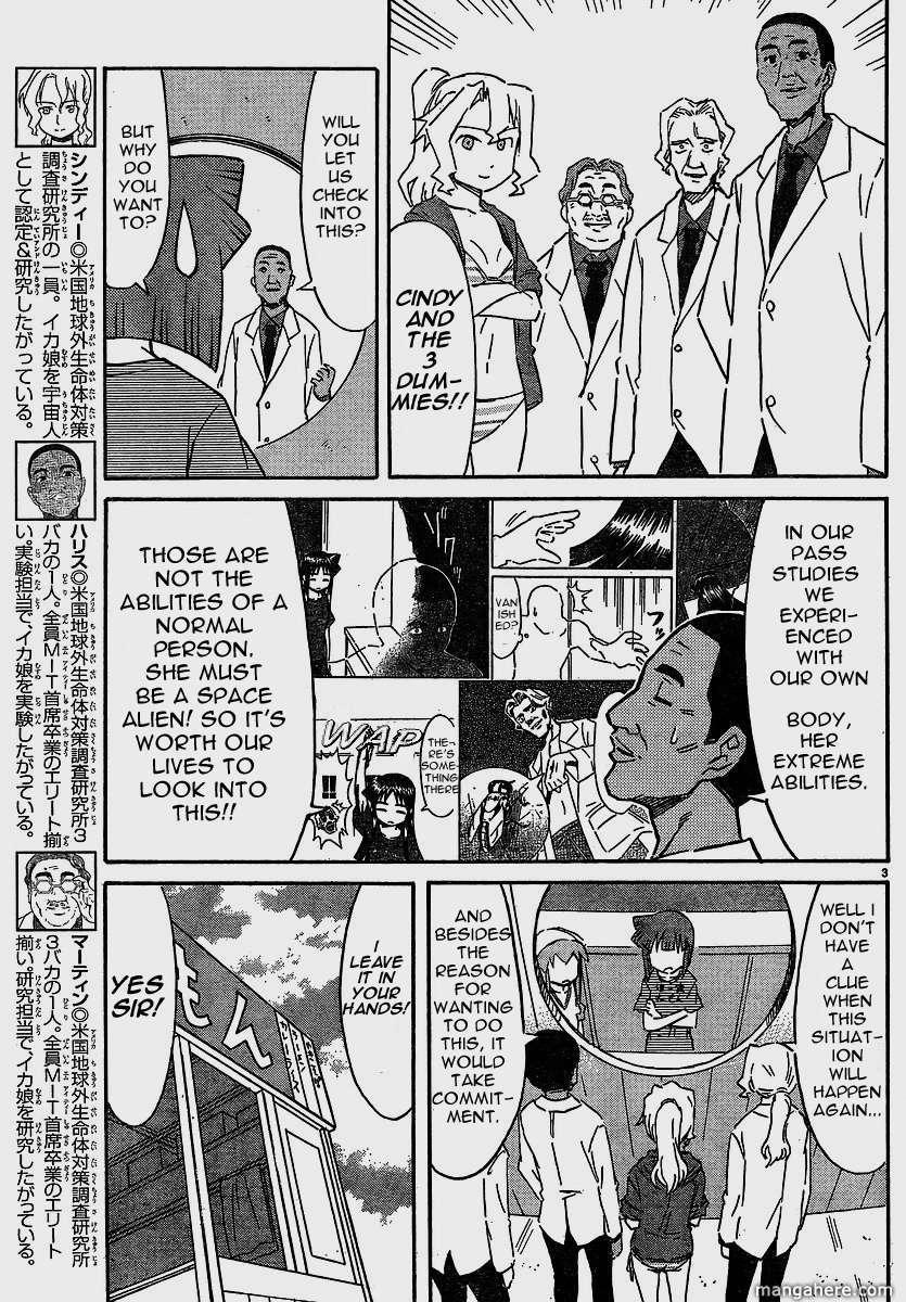 Shinryaku! Ika Musume 153 Page 3