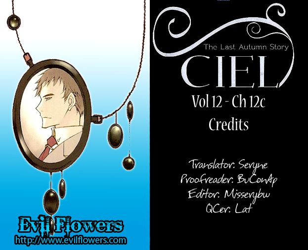 Ciel~the Last Autumn Story~ 12.3 Page 1