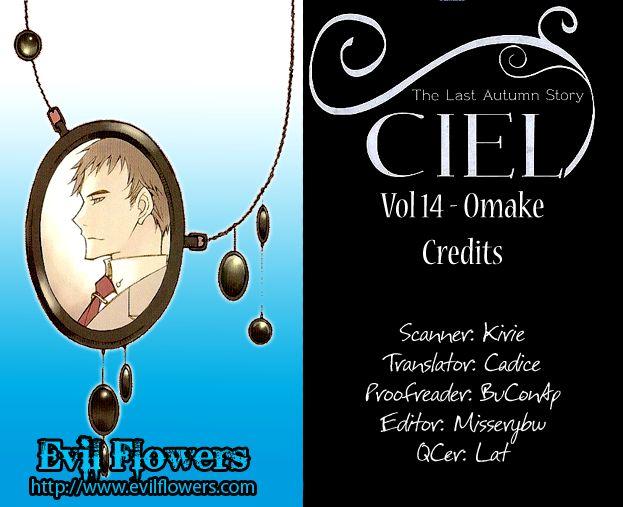 Ciel~the Last Autumn Story~ 14.5 Page 1