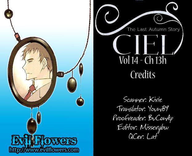 Ciel~the Last Autumn Story~ 13.9 Page 1