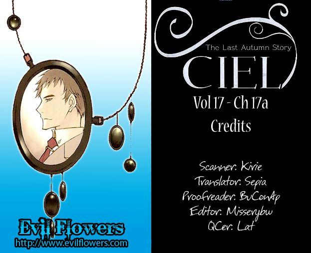 Ciel~the Last Autumn Story~ 17.1 Page 1